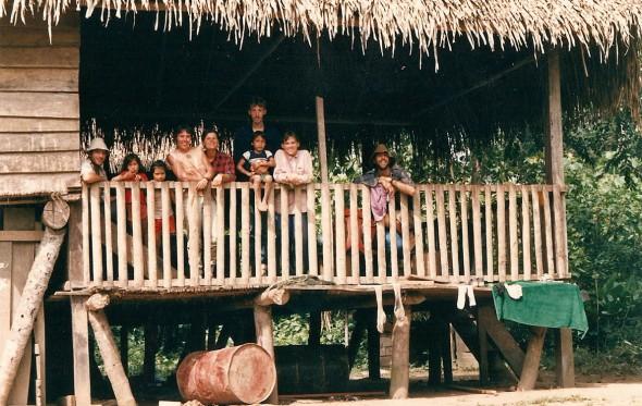 Οι περιπέτειες 12 γκρίνγκος στον Αμαζόνιο, μέρος 3ο