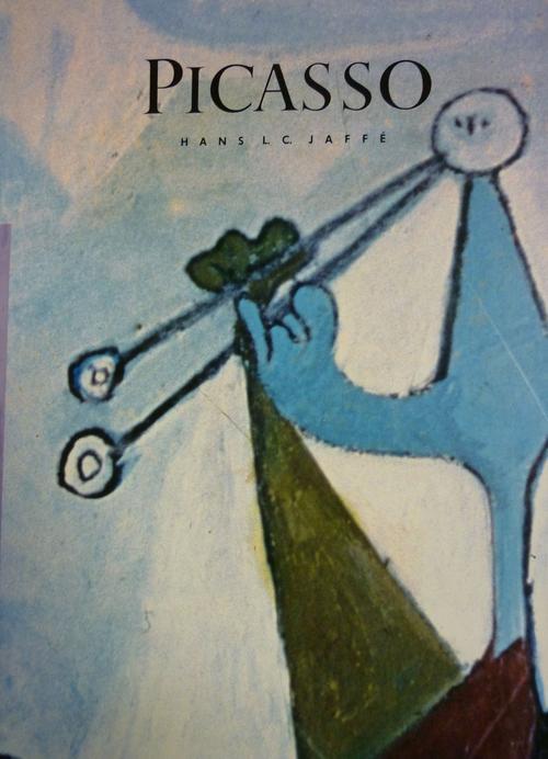 «Picasso», του Hans L.C. Jaffè. «Ώστε είναι αλήθεια πως μπορεί κανείς να ζωγραφίζει ελεύθερα, ελεύθερα, ελεύθερα!», είχε σκεφτεί ο Άρης Μαραγκόπουλος όταν το διάβασε σε ηλικία 17-18 χρονών.
