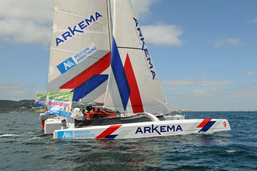Arkéma-Aquitaine Region. Νικητής overall για τα Multi 50.