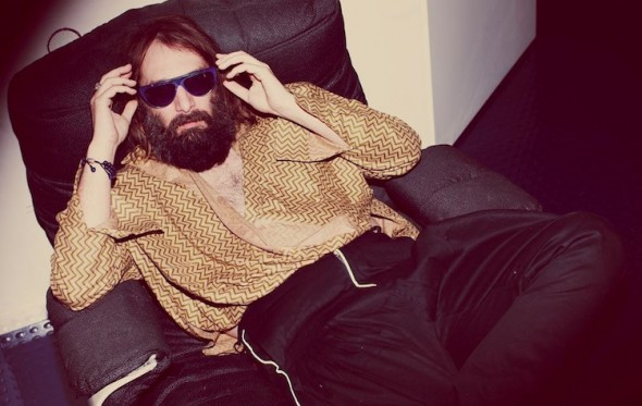 Sébastien Tellier and the Seductive Lorraine Denis for NOWNESS Directed by Guy Aroch