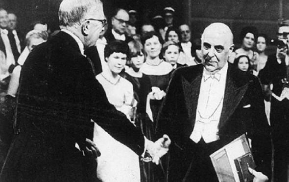 Γιώργος Σεφέρης: Η ομιλία του στη Στοκχόλμη το 1963