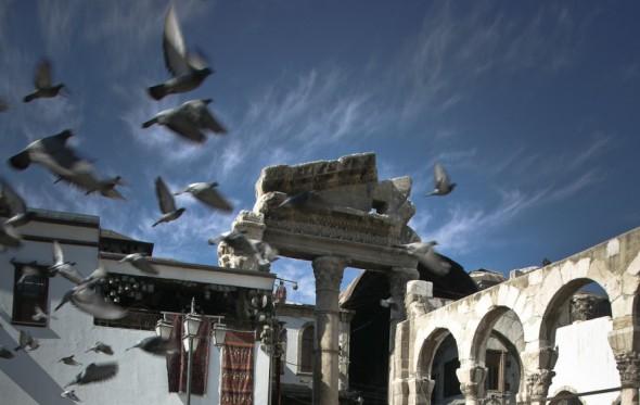 Δαμασκός: