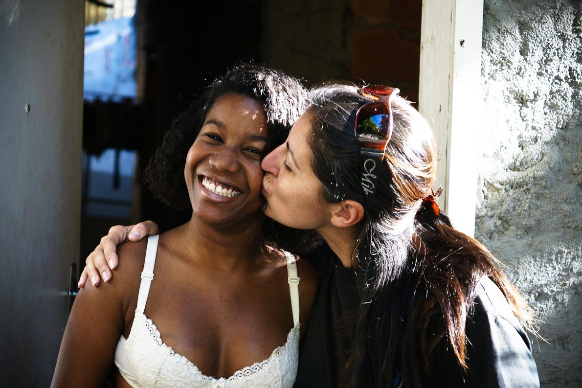 Μεγάλη αγάπη η Βραζιλία, χάρη στους ανθρώπους της βέβαια.