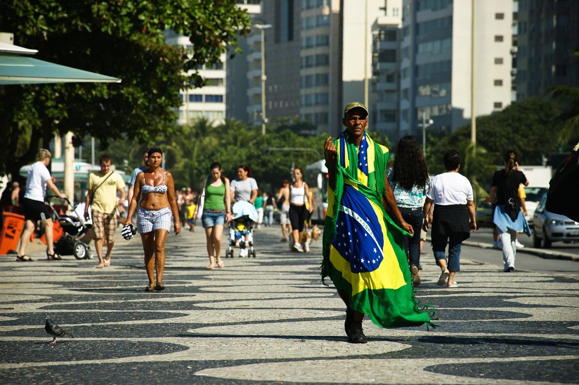 Καρτ ποστάλ του Ρίο.