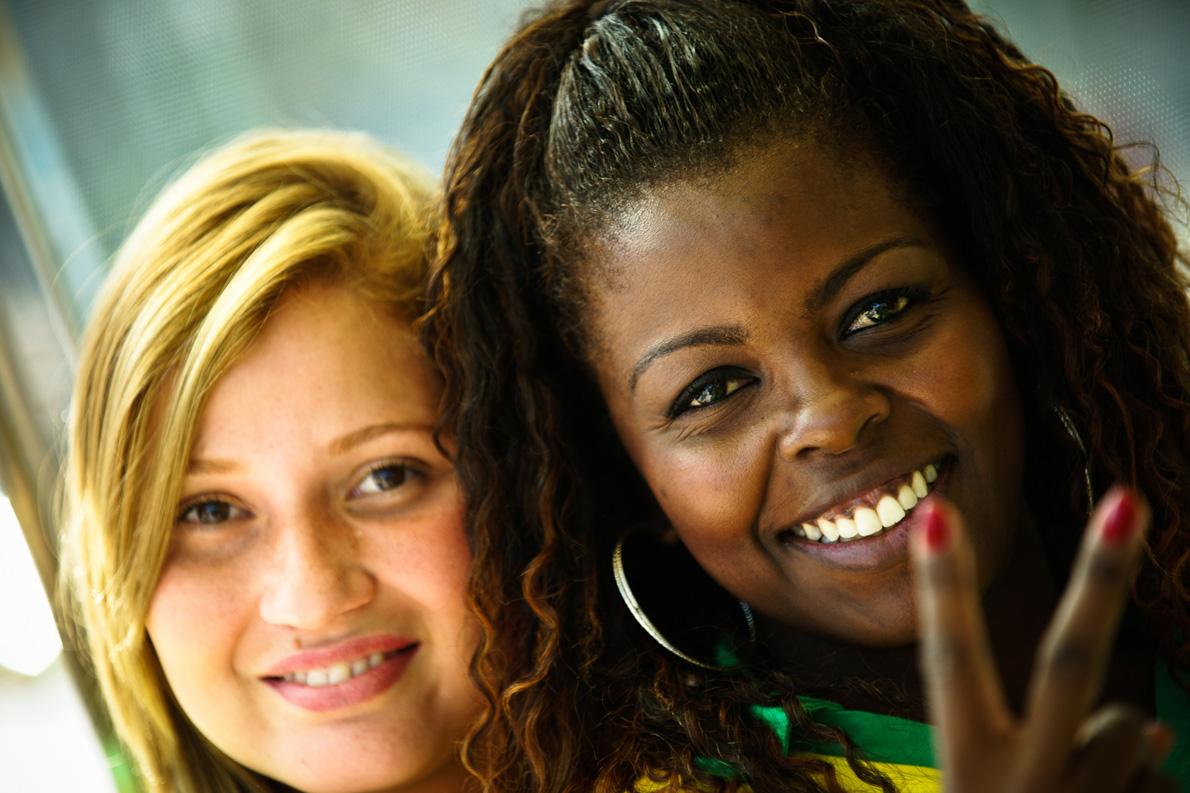 Βραζιλία Μπράνκα και Νέγκρα!