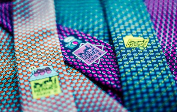 Tie Break: το νέο παιχνιδιάρικο app της Hermès