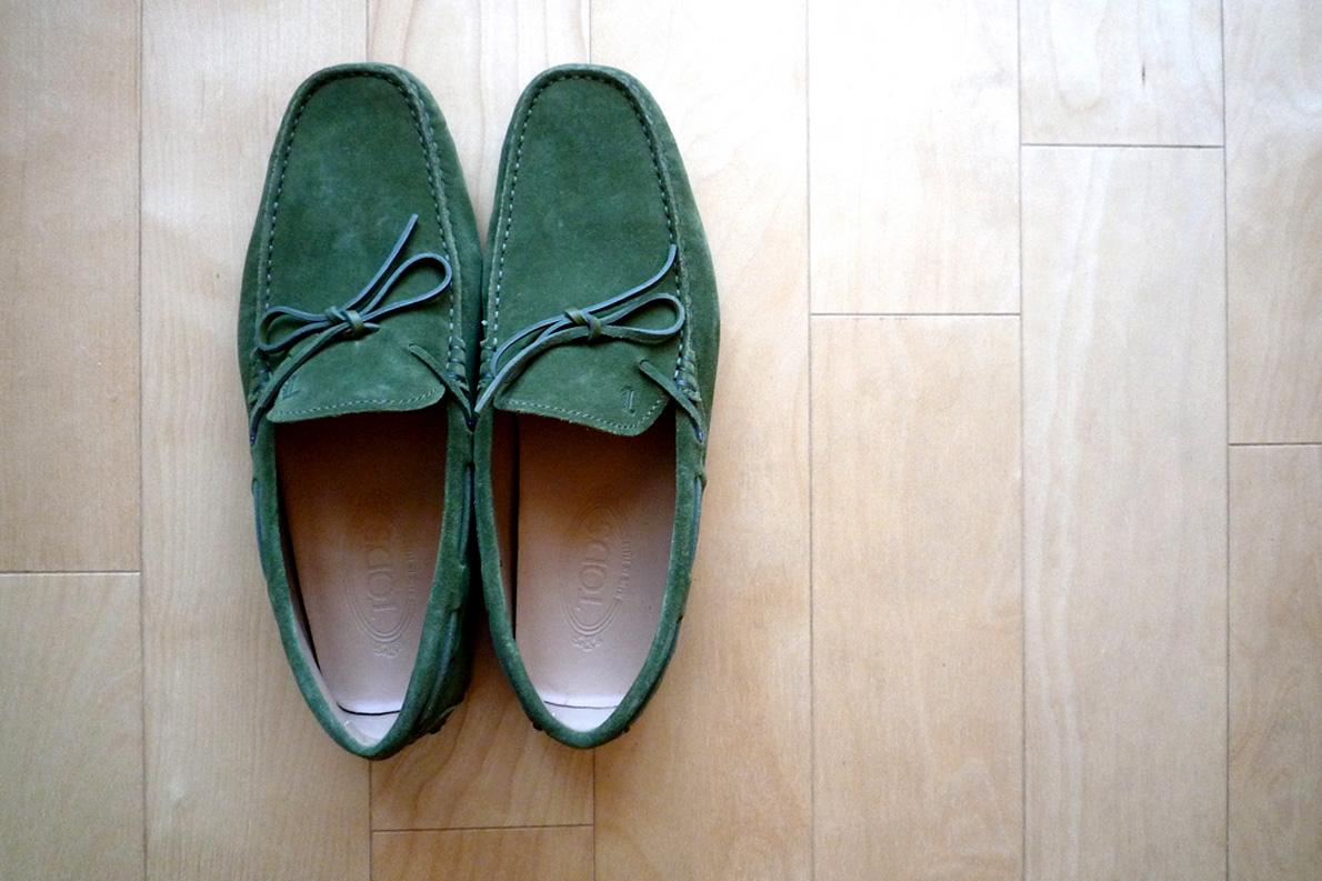 Ο Diego Della Valle μεταμόρφωσε ένα άχαρο driving shoe σε έμβλημα του σύγχρονου χαλαρού chic, το Tod's Gommino.