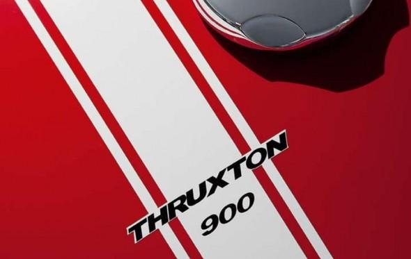 Triumph Thruxton: Για στυλάτους ρετροναύτες