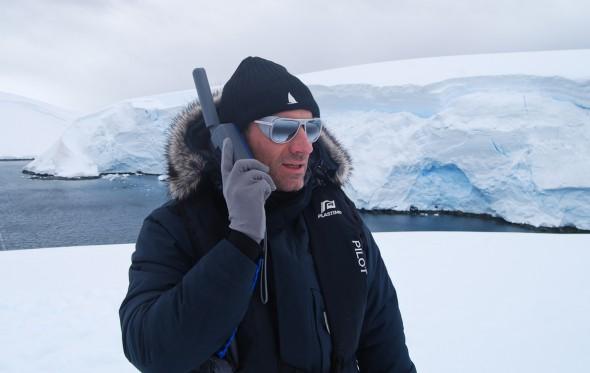 Βαρκάδα στην Ανταρκτική