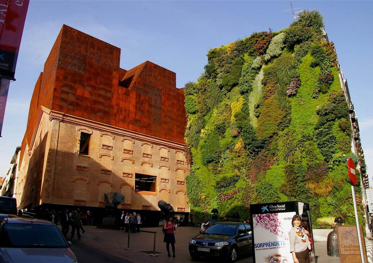 """Caixa Forum"", των Herzog & de Meuron"