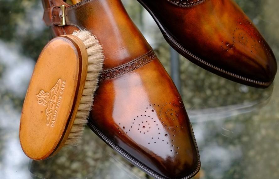 Δερμάτινα παπούτσια: