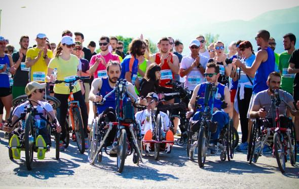 Ανεπιθύμητοι και φέτος στο Μαραθώνιο: Οι αθλητές με αμαξίδια απαντούν!