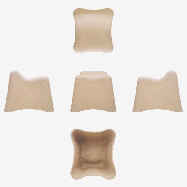 To πρώτο πραγματικά eco-design αντικείμενο εμφανίστηκε μόλις το 2004 και είναι η «Mould Chair»